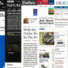 National Geographic, BBC, Forbes, Die Welt, Focus… World media report on European Wildlife