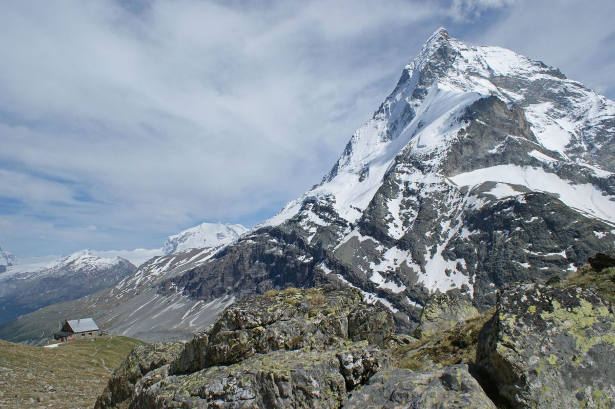 Glaciers in the Austrian Alps continue to melt