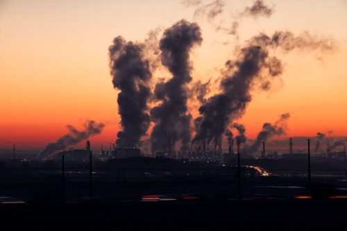 The economic crisis reduces the EU countries' greenhouse gas emissions